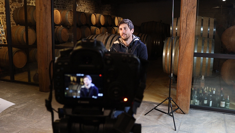 Foto-tournage-Domaine-Castera-2