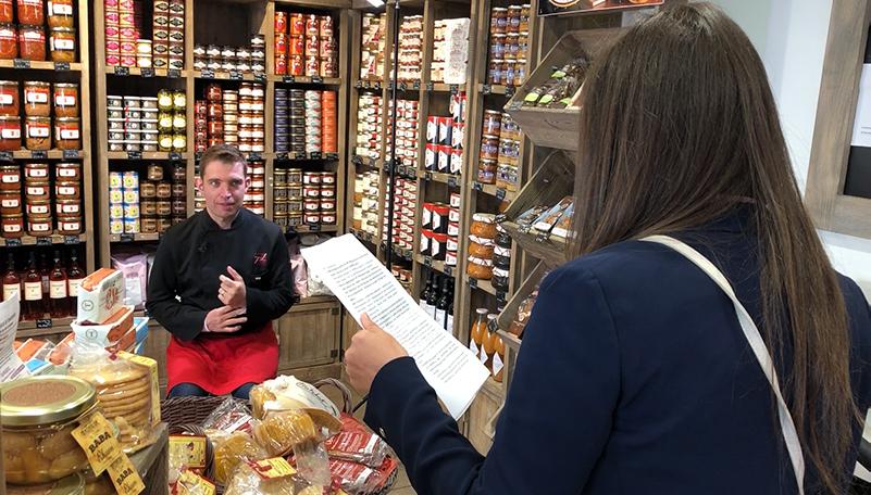 Comment ouvrir une épicerie fine Épicerie fine comme une entreprise prospère L'épicerie fine du